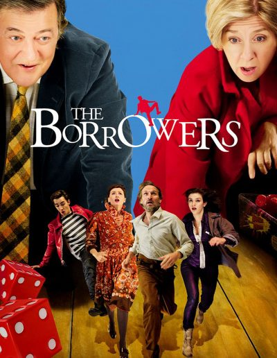 201112_The Borrowers - Poster