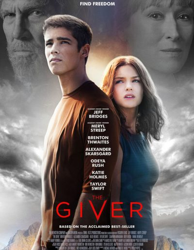 201408_The Giver - Poster