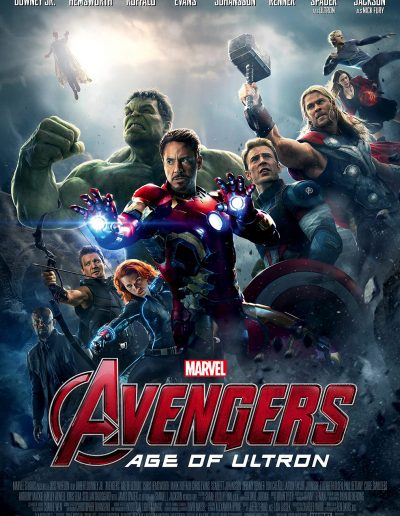 201505_Avengers - Age of Ultron - Poster