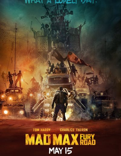 201505_Mad Max - Fury Road - Poster