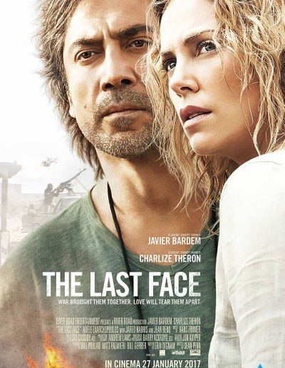 201607_The Last Face - Poster