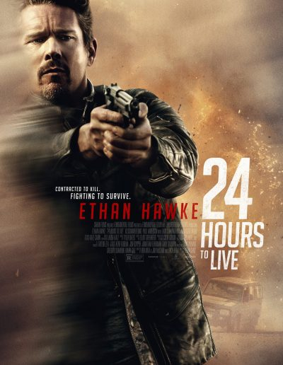 201801_24 hours to live - Poster