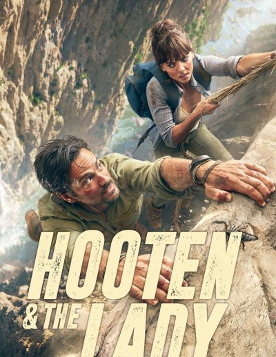 Hooten & the Lady - Poster