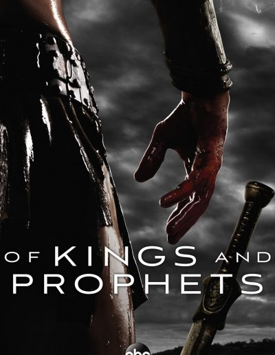 Of Kings and Phrophets - Poster